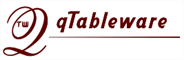 QTableware